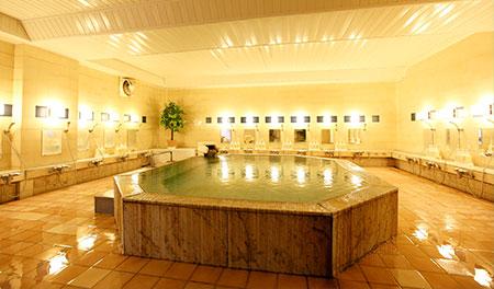 伊東パウエルの温泉